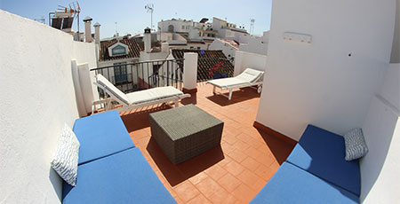 Location Maison-ville Estepona